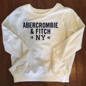 Medium Abercrombie pullover sweatshirt